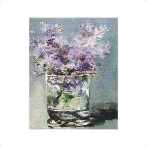 Que contient ce verre d'Edouard Manet ?