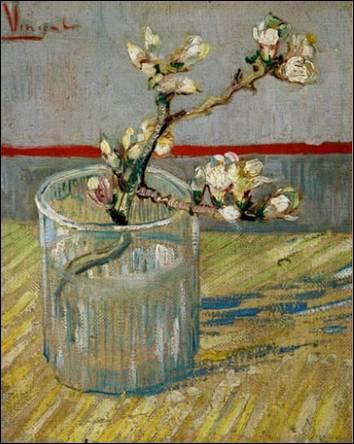 Que contient le verre de Vincent van Gogh ?