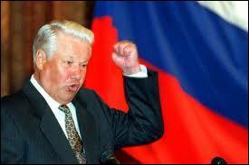 Premier président de la Fédération de Russie de 1991 à 1999. Le 2 novembre 2013, Boris Eltsine avait-il déjà soufflé la veilleuse ?