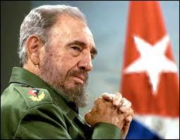 Avocat de formation. Leader de la Révolution cubaine. A la tête du pays de 1976 à 2008. Le 2 novembre 2013, Fidel Castro avait-il déjà cassé sa pipe ?