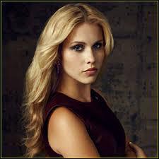 Qu'est-ce qui est vrai pour Rebekah ?
