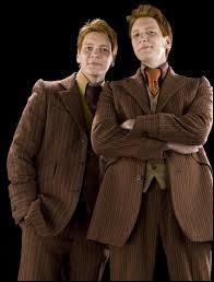 Quelle invention de Fred et Georges Weasley va être utile pour écouter ce que les membres de l'Ordre du phénix disent ?
