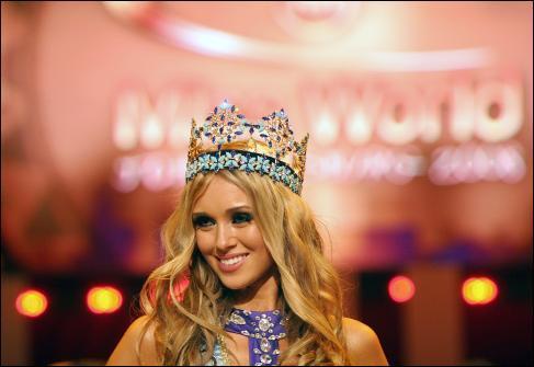 Miss Monde 2008, mais quel est son nom ?