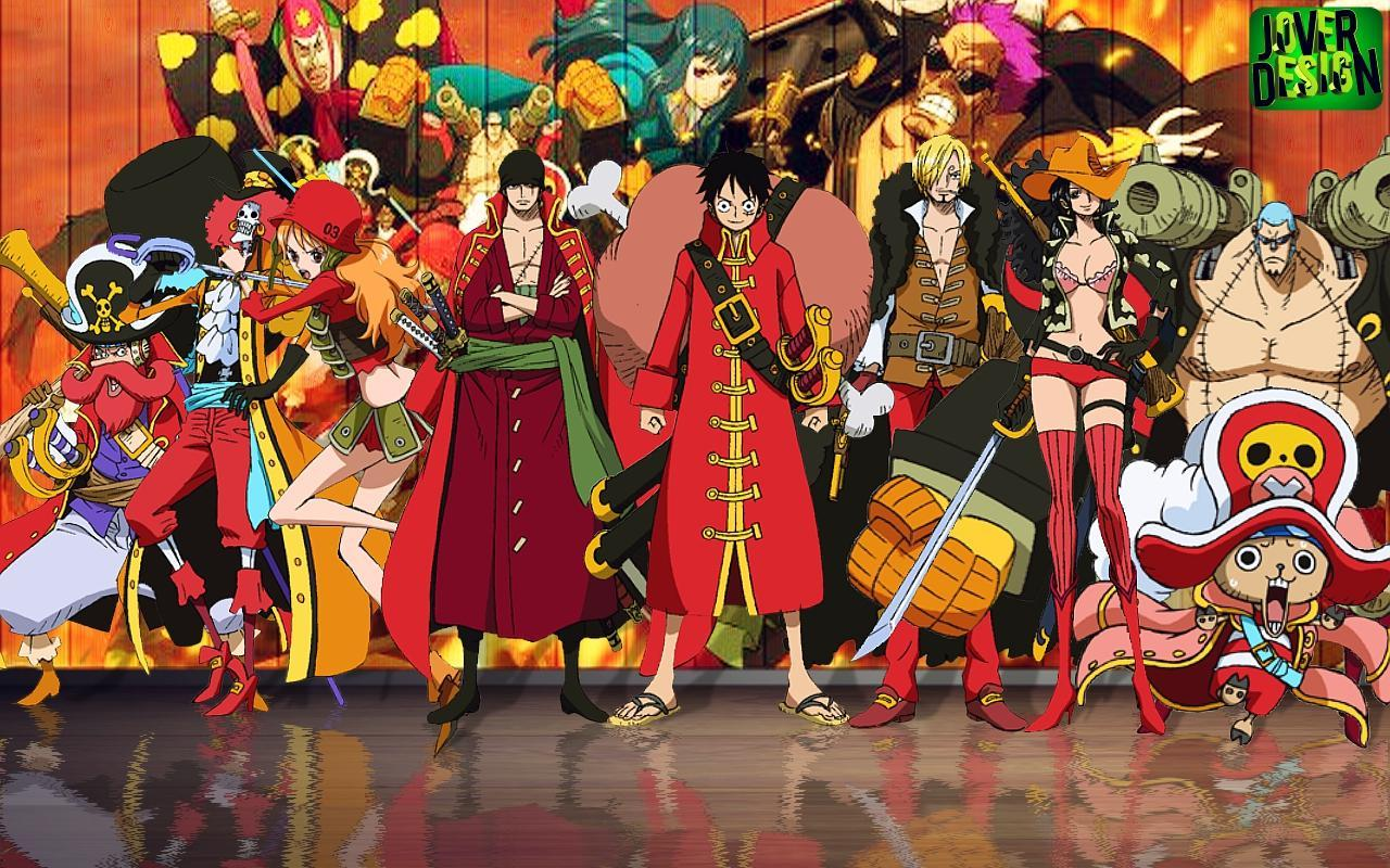 Direction One Piece.