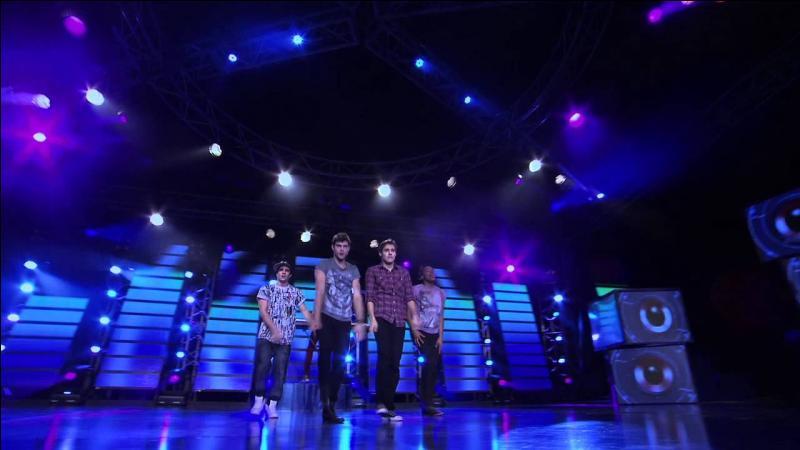 Elle est chantée dans le dernier épisode par Diego, León, Maxi, Broduey et Andrés :