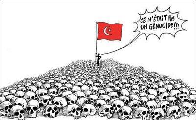 D'avril 1915 à juillet 1916, l'Empire ottoman (la Turquie aujourd'hui) perpètre l'un des plus importants génocide du XXème siècle. Quelle population était-elle visée ?