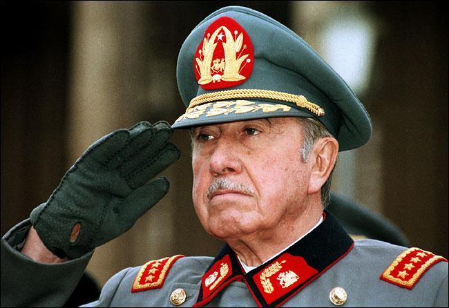 Dans quel pays le président marxiste Salvador Allende fut-il renversé par Augusto Pinochet lors d'un coup d'état ?