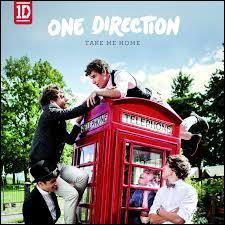 Quelle chanson ne figure pas dans l'album  Take Me Home  ?