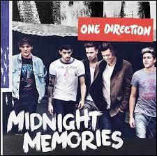Quand sortira  Midnight Memories  ?