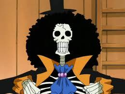 One Piece, Brook