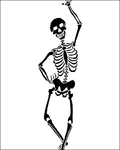 Selon la rumeur, lors de la deuxième année, Albus Dumbledore aurait fait venir des squelettes dansants pour mettre encore plus d'ambiance !