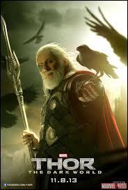Comment s'appelle le père de Thor ?