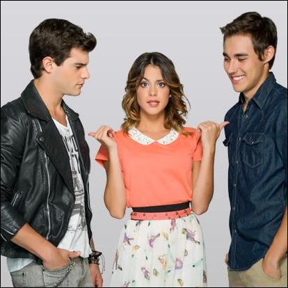 Dans la saison 2, Violetta tombe amoureuse de Diégo mais avec qui Diégo fait-il un plan ?