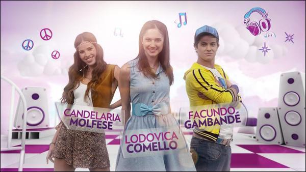 Comment s'appelle les principaux(ales) ami(e)s de Violetta dans la saison 1 ?