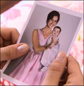 Comment s'appelle la maman de Violetta ?