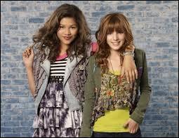 Dans la série  Shake It Up , qui sont Rocky et Cece ?