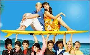 Dans le film  Teen Beach Movie , qui sont les personnages principaux ?