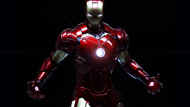 Quel héros Marvel est montré sur l'image ?