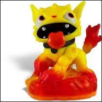 Hot Dog est devenu tout jaune, en fait, c'est :