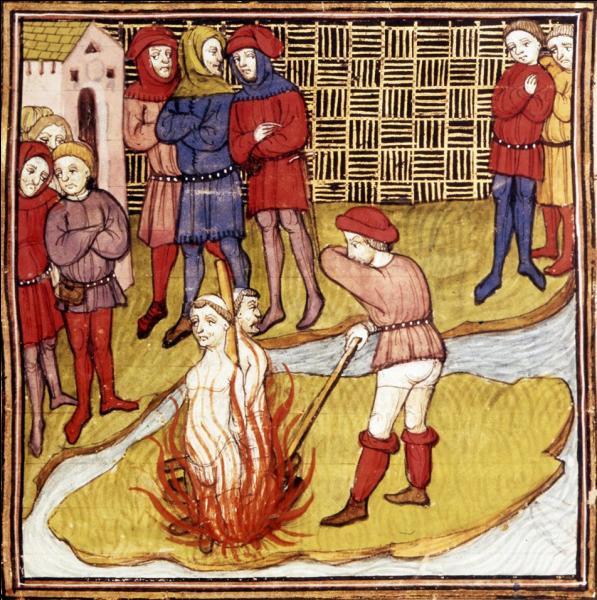 Comment appelle-t-on les successeurs de Philippe IV depuis la mort de Jacques de Molay ?