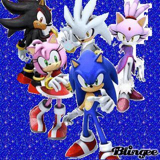 Sonic et ses amis : l'âge du groupe