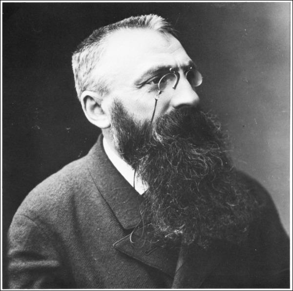 Art - Quelle oeuvre n'a pas été réalisée par le sculpteur français Auguste Rodin (1840-1917) ?