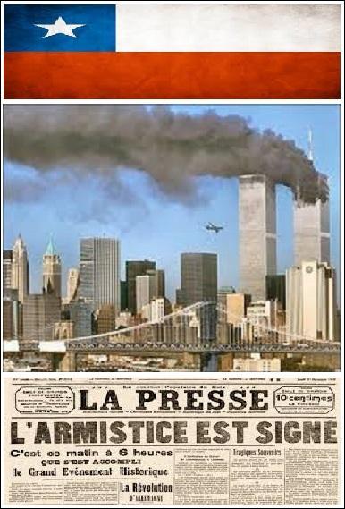 Histoire - Quel événement ne s'est pas déroulé un 11 septembre ?
