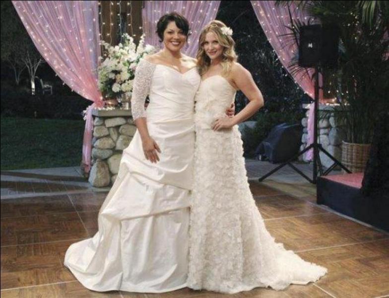 Grey's anatomy : Comment se prénomme la femme de Callie ?