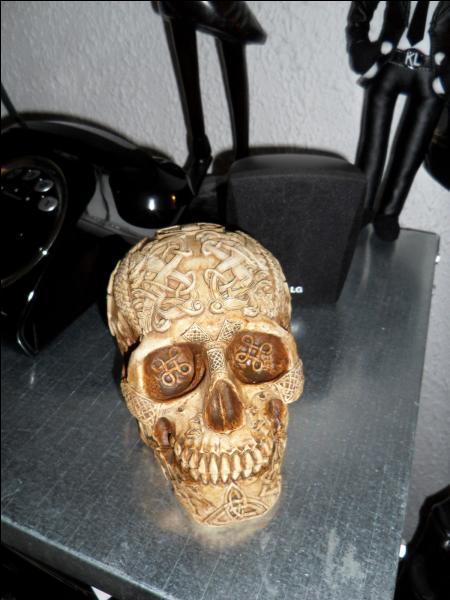 Un crâne qui a la classe ! Que signifie Halloween ?