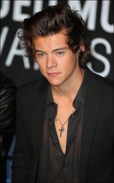 Combien Harry mesure-t-il environ ?