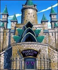 Où se situe la guilde Phantom Lord ?