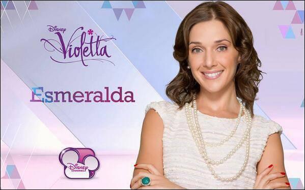 Comment s'appelle la fille d'Esmeralda ?