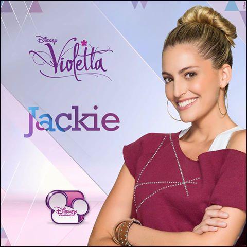 Jackie est membre de la famille Antonio...