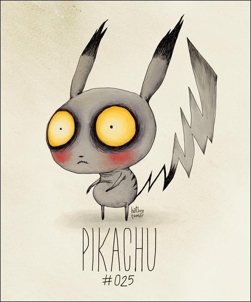 Pikachu est le compagnon de ________.