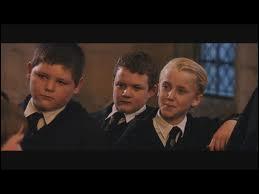Qui sont ces 3 élèves de Serpentard ?