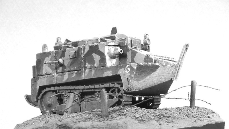 Le Schneider CA1 est un char d'assaut d'origine ?