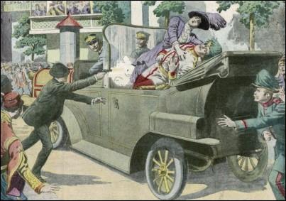 Comment s'appelait l'assassin de l'Archiduc François-Ferdinand ?