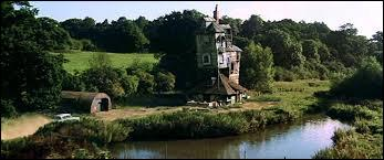 Commet se nomme la maison des Weasleys ?
