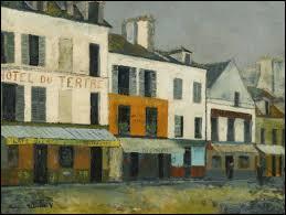 L'hôtel du Tertre.