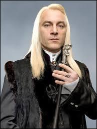 Qui est l'épouse de Lucius Malefoy ?