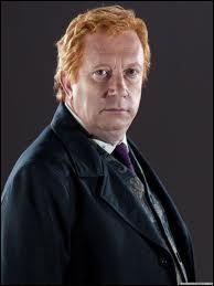 Qui est l'épouse d'Arthur Weasley ?