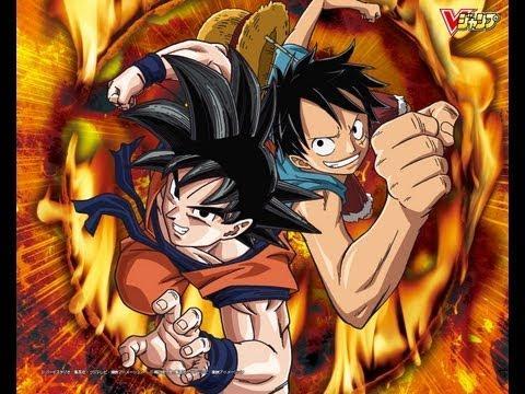 Dragon Ball Z, One Piece ou Naruto