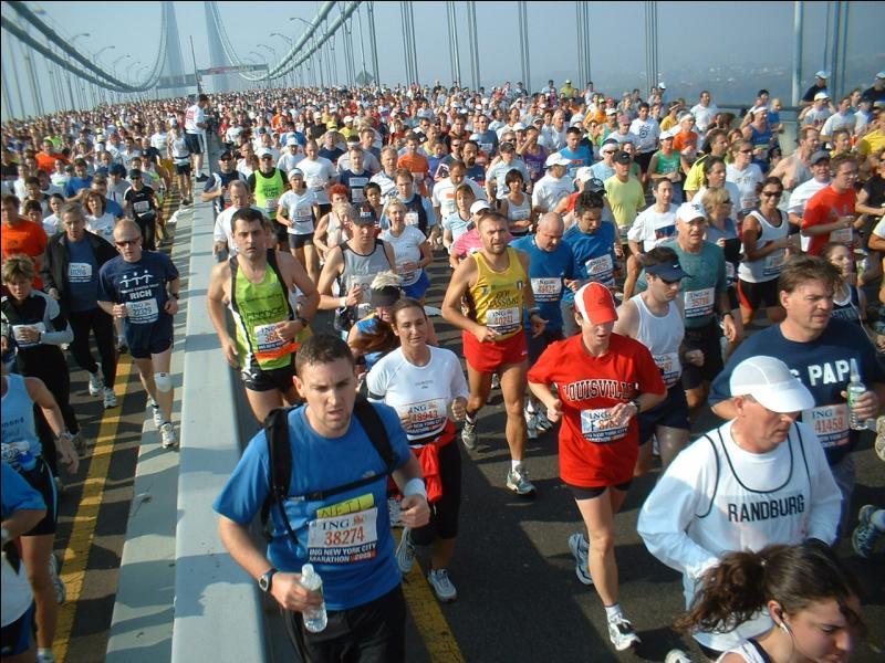 Que vaut-il mieux manger le soir si je vais courir un marathon le lendemain ?