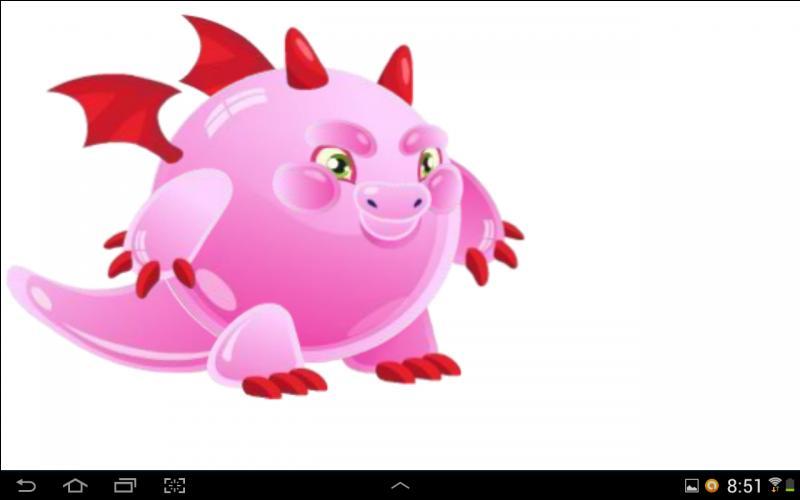 Au fait, de quel type est le dragon boule de gomme ?