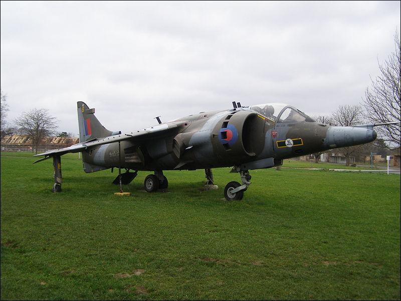 Quelle est la particularité du Hawker Siddley Harrier ?