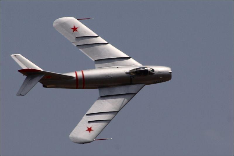 Le Mig-17 n'a participé qu'à une seule de ces guerres. Laquelle ?