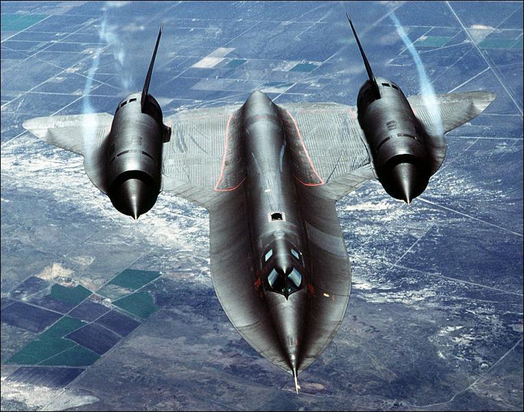 Le SR-71 était surnommé :