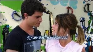 Quelle chanson chantent Diego et Violetta lors de l'épisode 20 de la saison 2 ?