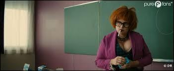 Qui est cette prof qui jette des craies ?