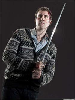 Qui Neville épouse-t-il ?